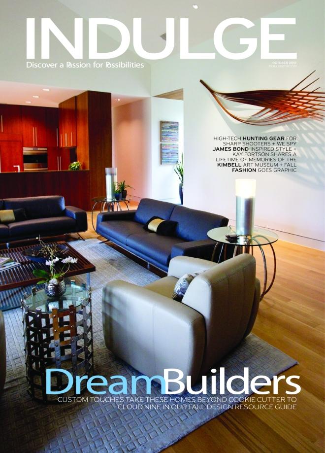 Indulge Magazine Oct 2012 Edition