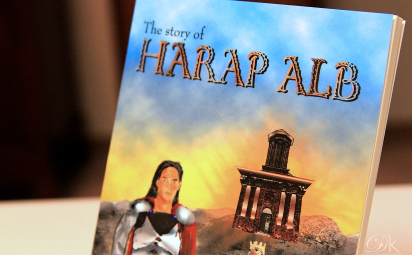 Harap Alb BookDesign