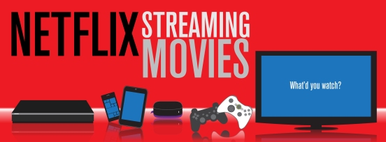 Netflix Streaming Movies Group #1