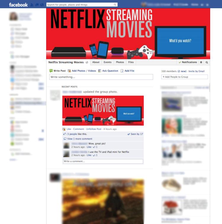Facebook Group Cover Design