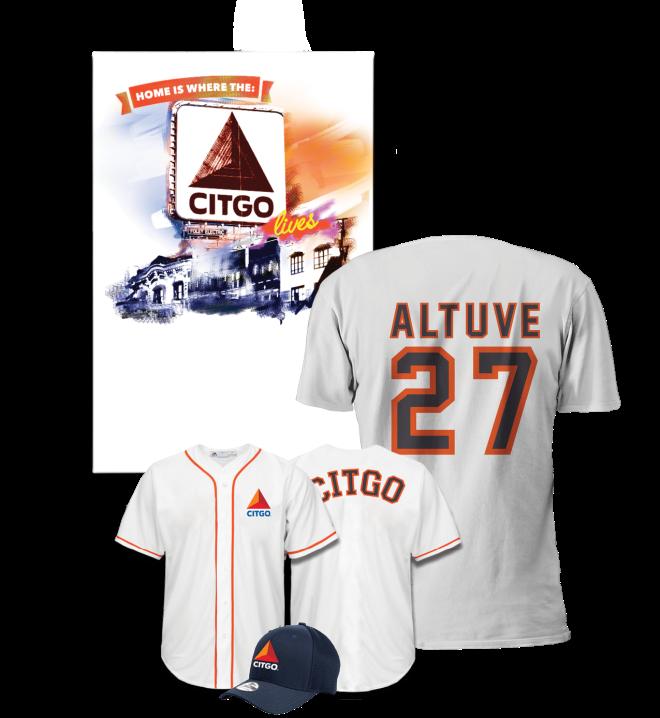 Altuve Astros Branding